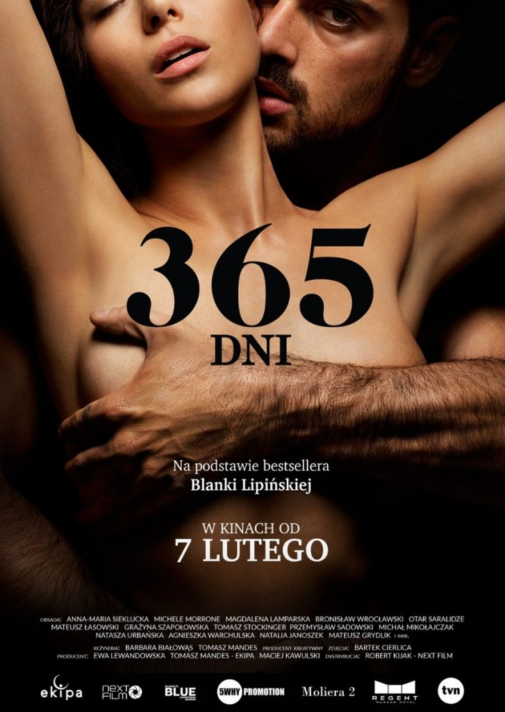 Movie poster for 365 Days